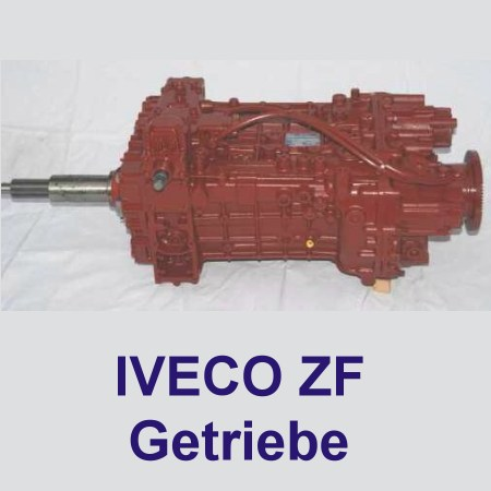 IVECO ZF Getriebe